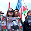 На площади Государственного флага состоялось торжественное открытие третьего трудового семестра