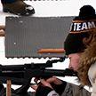 Продолжается турнир по биатлону «Снежный снайпер»
