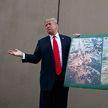 Дональд Трамп заявил, что строительство стены на границе с Мексикой началось