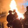 В США продолжаются масштабные беспорядки