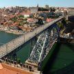 В Португалии пьяная голая девушка прыгнула с 45-метрового моста (ВИДЕО)