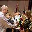 Молодым офицерам вручили дипломы в Академии МВД