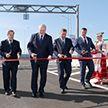 Лукашенко принял участие в торжественной церемонии открытия Западного обхода в Бресте