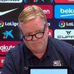 Главный тренер «Барселоны» сорвал собственную пресс-конференцию перед очередным игровым туром