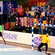 Мужской чемпионат Беларуси по гандболу: БГК имени Мешкова сыграл с минским СКА