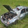 Машина с тремя детьми вылетела в кювет в Белыничском районе