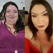 Британка решила кардинально изменить свою жизнь: ушла от мужа, бросила старую работу и похудела на 108 кг