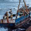 У берегов Ирландии появился «корабль-призрак»
