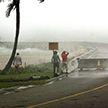 Ураган «Флоренс» достиг  США: есть погибшие