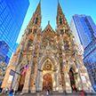 Собор Святого Патрика в Нью-Йорке чуть не сожгли