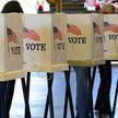 Выборы президента в США: первые результаты подсчета голосов