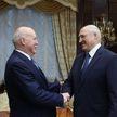 Александр Лукашенко провел встречу с Дмитрием Мезенцевым