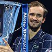 Россиянин Даниил Медведев стал победителем итогового теннисного турнира в Лондоне