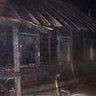 Пожар в Могилевском районе: погибли два пенсионера-инвалида