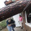 Последствия урагана «Майкл» в США: два человека погибли