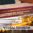 Обновленный КоАП вступил в силу с 1 марта. Изучаем изменения