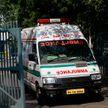 В Нью-Дели 13 человек госпитализировали в результате обрушении здания учебного центра
