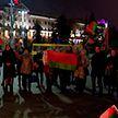 Митинг за мир и безопасность прошел в центре Минска