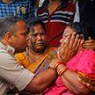 Свадебная трагедия в Индии: на процессию наехал грузовик