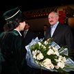 Александр Лукашенко прибыл с визитом в Таджикистан для участия в саммите СНГ