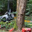 Вертолет потерпел крушение в Германии