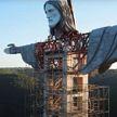 В Бразилии строят новую статую Иисуса Христа. Она будет выше, чем в Рио