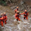 Чисто жертв наводнения на юго-востоке Франции достигло пяти человек