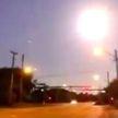 Падение метеорита сняли на видео в США