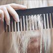 Названы основные причины выпадения волос у женщин