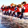 Гонки на лодках-драконах устроили в Китае