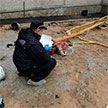 На стройке в Минске погиб рабочий: возбуждено уголовное дело