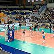 Поединок сильнейших волейбольных клубов Беларуси и Швейцарии пройдет сегодня во Дворце спорта