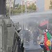 Протесты в Чили: манифестанты заблокировали движение