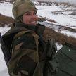 Эксперимент ОНТ: ведущая провела один день в армии. Что из этого вышло?