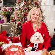 Женщина потратила $3500 на рождественские подарки для своей собачки