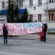 Перекрытие дороги в Молодечно: возбуждено уголовное дело