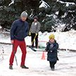 Фестиваль семьи «Город счастливых людей» собрал сотни любителей активного отдыха в Минске
