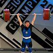 Пётр Асаёнок стал серебряным призёром ЧЕ по тяжёлой атлетике в Батуми