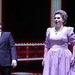 Солисты Большого театра выступают на гала-концерте в Борисове