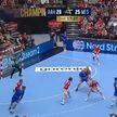Гандболисты «Мешков Брест» отправились во Францию на матч группового раунда Лиги чемпионов с «Монпелье»