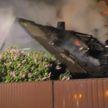 Пожар в Минске в три часа ночи: помощь спасателей понадобилась двум братьям