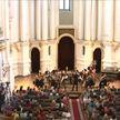 Софийский собор, полоцкий орган. Открывается Международный фестиваль камерной музыки