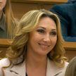 Татьяна Рудаковская во время встречи Президента в Академии управления: Что повлияло на изменение отношения в лучшую сторону ЕС к Беларуси?
