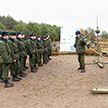 На Немане прошёл первый этап оперативного сбора командного состава Вооружённых Сил