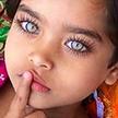 Бенгальские сёстры покорили весь мир своими сумасшедшей красоты глазами