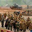 На «Линия Сталина» палили из орудий: масштабная реконструкция «Битвы за Берлин»