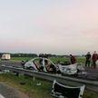 Три человека погибли в аварии под Скиделем