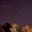 Метеорный поток Лириды смогут наблюдать жители Земли