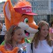 Любители спорта заполнили улицы Минска. Репортаж из фан-зоны II Европейских игр
