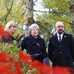 В кортеж премьер-министров Бельгии и Великобритании врезалась машина: ранены двое полицейских